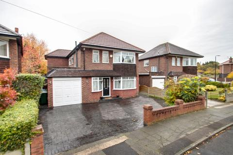 4 bedroom detached house for sale - Gleneagles Road, Flixton, Manchester, M41