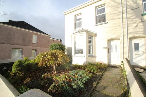 3 bedroom end of terrace house for sale - Normandy Way, Plymouth