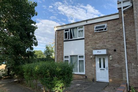 3 bedroom end of terrace house to rent - Curzon Grove, Leamington Spa