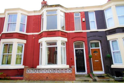 4 bedroom terraced house for sale - Errol Street, Liverpool, L17 7DH