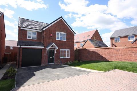 4 bedroom detached house for sale - Culture Close, Melton Mowbray