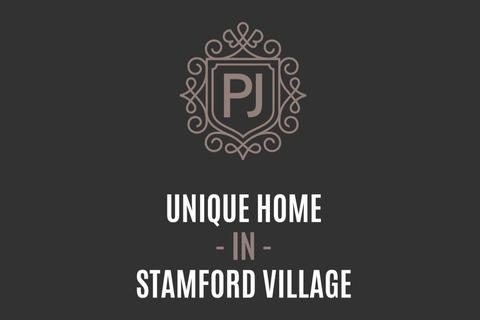 8 bedroom detached house for sale - Unique Home in Stamford Village Setting