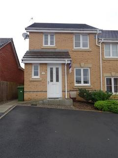 3 bedroom semi-detached house to rent - Ffordd Y Dolau, Llanharan, Pontyclun, CF72 9ZD