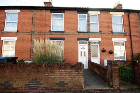 3 bedroom terraced house to rent - Spring Road, Ipswich, Suffolk, IP4 5NE