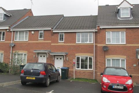 3 bedroom terraced house to rent - Gillquart Way, Parkside