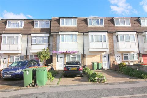 4 bedroom terraced house for sale - Croombs Road, Custom House, E16