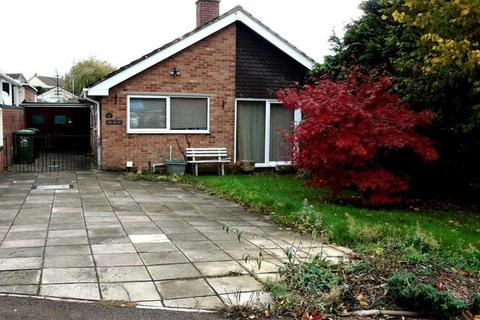 3 bedroom detached bungalow for sale - Lancaster Drive, Lydney