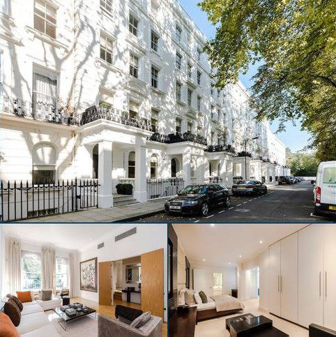 3 Bedroom Flat For Craven Hill Gardens Bayswater London W2