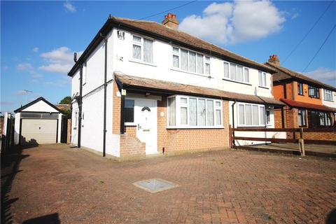 3 bedroom semi-detached house for sale - Town Lane, Stanwell, Staines-upon-Thames, Surrey, TW19