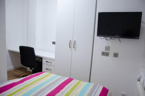 4 bedroom flat to rent - 4 bed ensuite flat, 18-20 Albion Street, Leicester, LE1 6GB