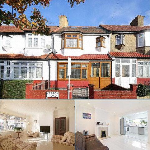 4 Bedroom Terraced House For Sale   Keston Road, Thornton Heath, CR7