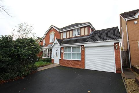 4 bedroom detached house for sale - Paget Road, Birmingham, B24 0JZ