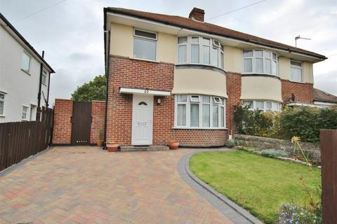 3 bedroom semi-detached house for sale - Churchill Crescent, Parkstone, Poole, Dorset