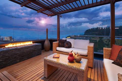 3 bedroom penthouse - Arengos Gardens, Upper, GIbraltar, GX111AA, Gibraltar