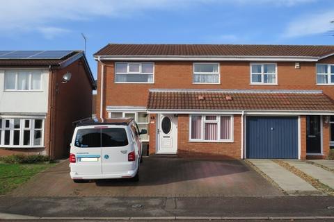3 bedroom semi-detached house for sale - Shedfield Way, East Hunsbury, Northampton, NN4