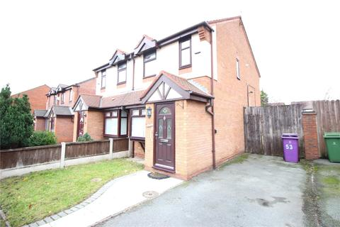 2 bedroom semi-detached house to rent - Coulport Close, Liverpool, Merseyside, L14