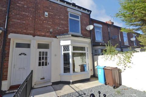 3 bedroom end of terrace house to rent - Ivydene Villas, Estcourt Street, Hull