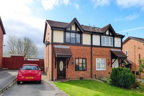 2 bedroom semi-detached house to rent - Leyburn Close, Whelley, WN1 3NF