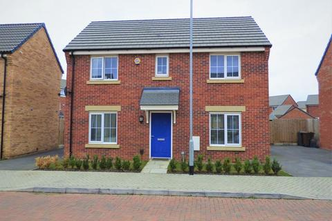 3 bedroom detached house for sale - Hawker Way, Northampton