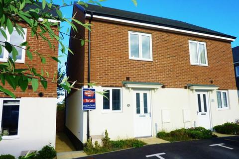 2 bedroom semi-detached house to rent - 19 Mallory Drive, Newquay