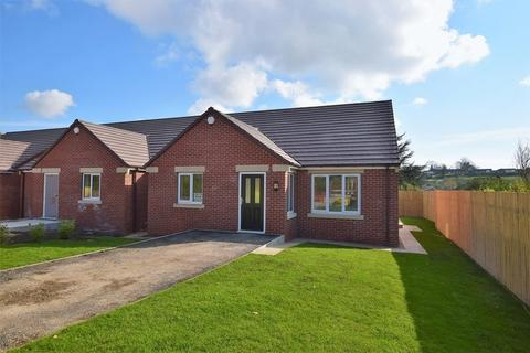 3 bedroom detached bungalow for sale - Plot 4, Clay Fields View, Clay Cross, Chesterfield