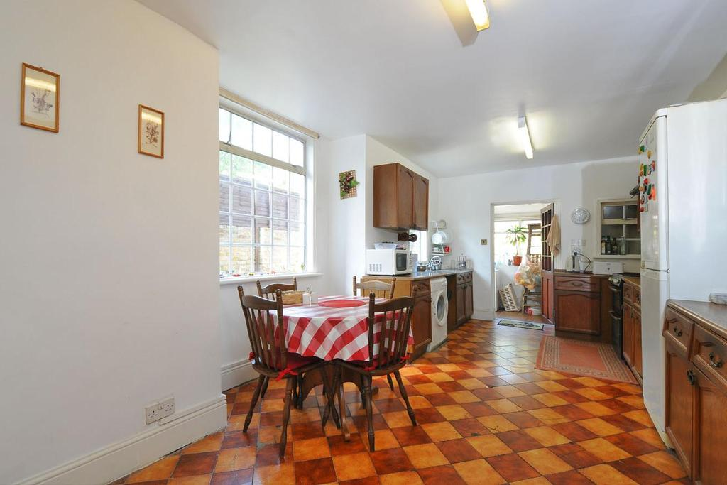 4 Bedrooms End Of Terrace House for sale in Adie Road, Brackenbury Village