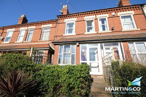 2 bedroom terraced house to rent - Woodleigh Avenue, Harborne, B17