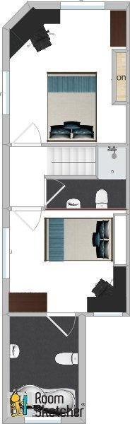 Floorplan 1 of 2: First floor plan