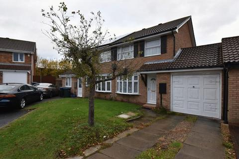 3 bedroom semi-detached house for sale - Downton Close, Walsgrave