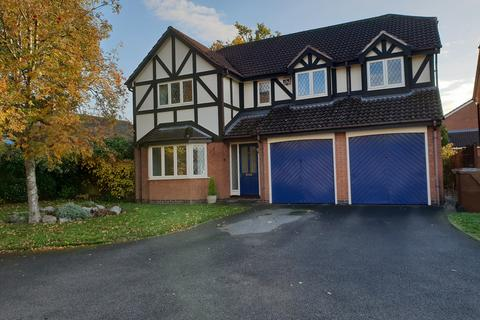 5 bedroom detached house for sale - Richmond Close, Hollywood