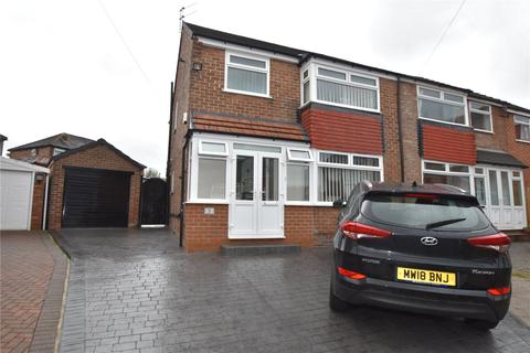 3 bedroom semi-detached house for sale - Alum Crescent, Sunny Bank Bury, Greater Manchester, BL9