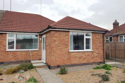 3 bedroom semi-detached bungalow to rent - Alexandra Street, Thurmaston, Leicester