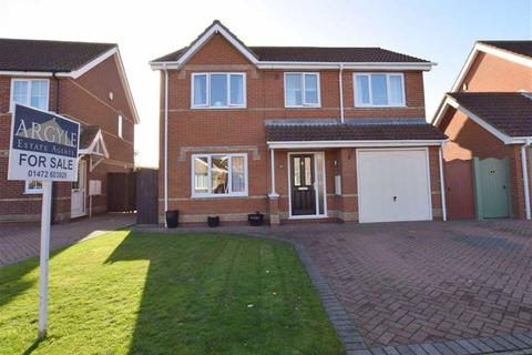 4 bedroom detached house for sale - Greenfinch Drive, Cleethorpes, North East Lincolnshire