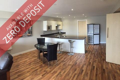 2 bedroom property to rent - The Quadrangle, Lower Ormond Street, Manchester