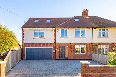 6 bedroom semi-detached house for sale - Hitchin Road, Stotfold, Hitchin