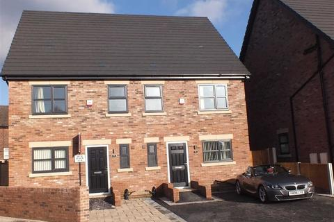 4 bedroom semi-detached house for sale - St Mary's Court, Hyde