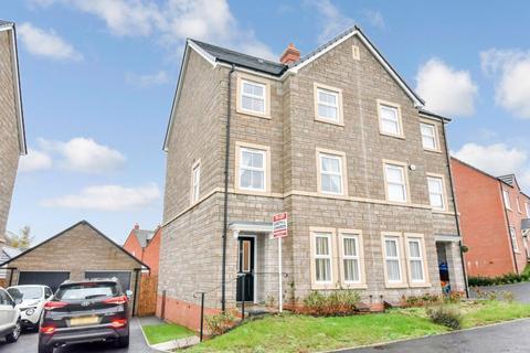 3 bedroom house to rent - Gerddi`r Briallu, Coity, Bridgend, CF35 6FR