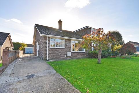 2 bedroom semi-detached bungalow for sale - Fernfield, Hawkinge, Folkestone, CT18