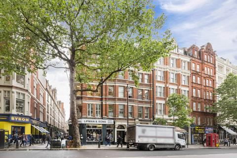 Studio to rent - Burleigh Mansions, Charing Cross Road, Covent Garden