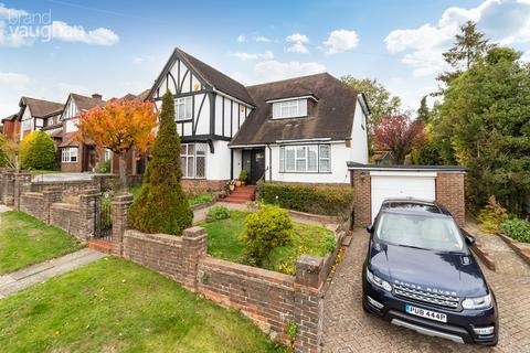 4 bedroom detached house for sale - Brangwyn Crescent, Brighton, BN1