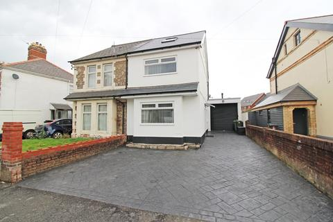 4 bedroom semi-detached house for sale - St Fagans Road, Fairwater