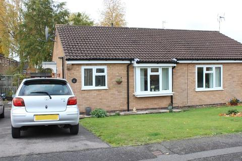 2 bedroom semi-detached bungalow for sale - Prince William Close, Coundon, Coventry