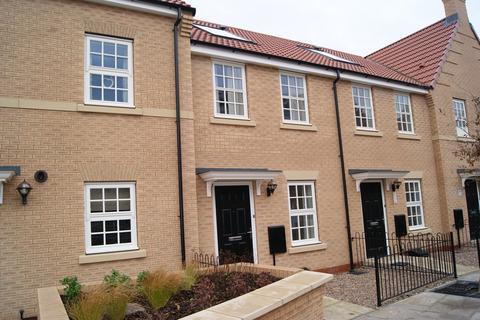 2 bedroom townhouse to rent - Dickinson Walk, Beverley