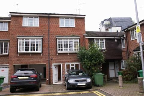 4 bedroom townhouse to rent - Bluecoat Close, Nottingham NG1 4DP