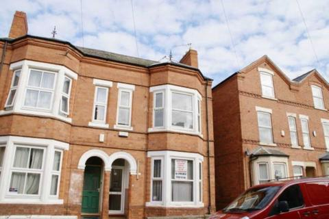 5 bedroom semi-detached house to rent - Gregory Avenue, Nottingham NG7 2EQ