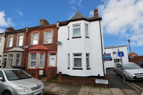 3 bedroom semi-detached house for sale - Churchill Road, St Thomas, Exeter