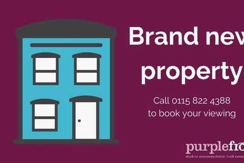 3 bedroom house share to rent - Chippendale Street, Lenton, Nottingham, Nottinghamshire, NG7