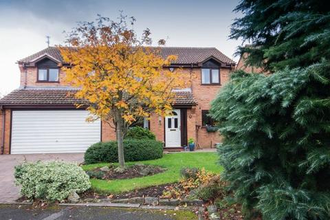 5 bedroom detached house for sale - Woodminton Drive, Chellaston, Derby