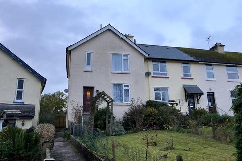 3 bedroom end of terrace house for sale - Moretonhampstead