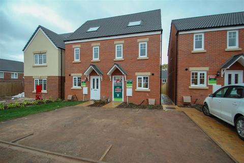 3 bedroom semi-detached house for sale - Off Shelton New Road, Basford, Stoke-On-Trent